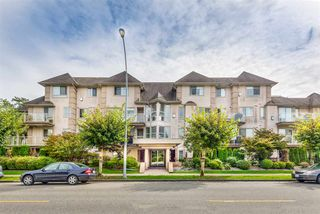 "Main Photo: 303 3128 FLINT Street in Port Coquitlam: Glenwood PQ Condo for sale in ""Fraser Court Terrace"" : MLS®# R2408224"
