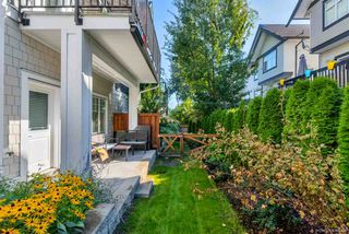 """Photo 23: 21 19938 70 Avenue in Langley: Willoughby Heights Townhouse for sale in """"Crest"""" : MLS®# R2497011"""