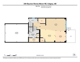 Photo 34: 249 Skyview Shores Manor NE in Calgary: Skyview Ranch Detached for sale : MLS®# A1040770