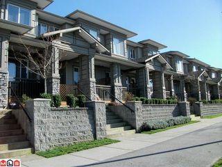 Photo 1: # 175 18701 66TH AV in Surrey: Condo for sale : MLS®# F1004933
