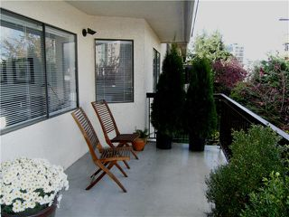 "Photo 15: # 308 1235 W 15TH AV in Vancouver: Fairview VW Condo for sale in ""THE SHAUGHNESSY"" (Vancouver West)  : MLS®# V874252"
