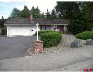 "Photo 1: 2162 124TH Street in White_Rock: Crescent Bch Ocean Pk. House for sale in ""Crescent Heights"" (South Surrey White Rock)  : MLS®# F2718892"