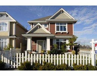"Photo 1: 12271 EWEN Avenue in Richmond: Steveston South House for sale in ""IMPERIAL LANDING"" : MLS®# V691135"