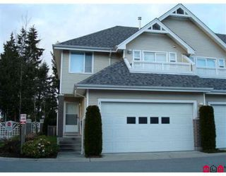 """Photo 1: 1 13918 58TH Avenue in Surrey: Panorama Ridge Townhouse for sale in """"ALDER PARK"""" : MLS®# F2806041"""