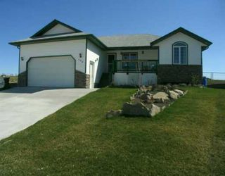 Photo 1: : Cremona Residential Detached Single Family for sale : MLS®# C3161550