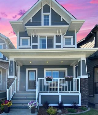 Main Photo: 135 Masters Street SE in Calgary: Mahogany Detached for sale : MLS®# A1044491