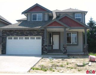 "Photo 1: 45732 SAFFLOWER Crescent in Sardis: Sardis East Vedder Rd House for sale in ""HIGGINSON GARDENS"" : MLS®# H2703823"