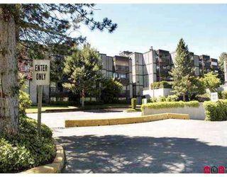 "Photo 1: 205 13501 96TH Avenue in Surrey: Whalley Condo for sale in ""PARKWOODS - CEDAR"" (North Surrey)  : MLS®# F2727447"
