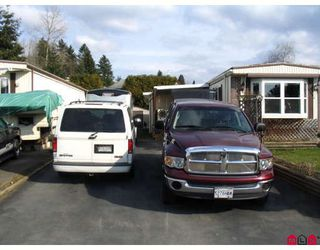 Photo 3: 1889 SHORE in Abbotsford: Central Abbotsford Manufactured Home for sale : MLS®# F2804923