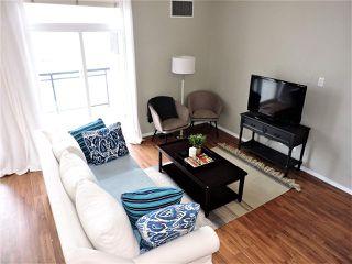 Photo 5: 450 4827 104A Street in Edmonton: Zone 15 Condo for sale : MLS®# E4173142