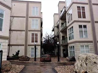 Photo 2: 450 4827 104A Street in Edmonton: Zone 15 Condo for sale : MLS®# E4173142
