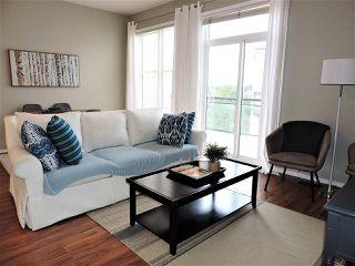 Photo 7: 450 4827 104A Street in Edmonton: Zone 15 Condo for sale : MLS®# E4173142