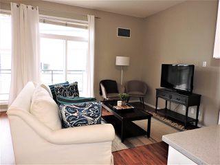 Photo 6: 450 4827 104A Street in Edmonton: Zone 15 Condo for sale : MLS®# E4173142