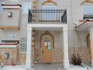 Main Photo: 47 13825 155 Avenue in Edmonton: Zone 27 Townhouse for sale : MLS®# E4185619