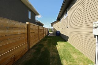 Photo 40: 314 Player Crescent in Warman: Residential for sale : MLS®# SK798789