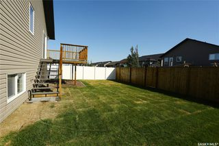Photo 41: 314 Player Crescent in Warman: Residential for sale : MLS®# SK798789