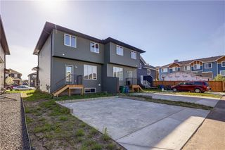 Photo 34: 27 RAVENSTERN Point SE: Airdrie Semi Detached for sale : MLS®# C4286899