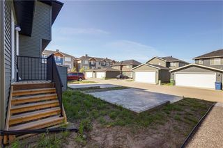 Photo 31: 27 RAVENSTERN Point SE: Airdrie Semi Detached for sale : MLS®# C4286899