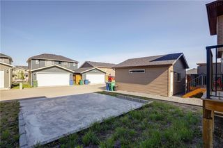 Photo 32: 27 RAVENSTERN Point SE: Airdrie Semi Detached for sale : MLS®# C4286899