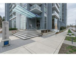 "Photo 2: 707 13750 100 Avenue in Surrey: Whalley Condo for sale in ""Park Avenue by Concord"" (North Surrey)  : MLS®# R2449114"