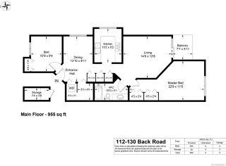 Photo 19: 112 130 BACK ROAD in COURTENAY: CV Courtenay East Condo Apartment for sale (Comox Valley)  : MLS®# 840431