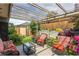 "Photo 28: 50 6449 BLACKWOOD Lane in Chilliwack: Sardis West Vedder Rd Townhouse for sale in ""CEDAR PARK"" (Sardis)  : MLS®# R2469029"