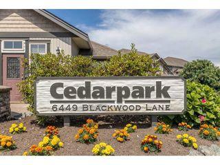 "Photo 2: 50 6449 BLACKWOOD Lane in Chilliwack: Sardis West Vedder Rd Townhouse for sale in ""CEDAR PARK"" (Sardis)  : MLS®# R2469029"