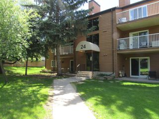 Photo 1: 101, 24 Alpine Place in St. Albert: Condo for rent