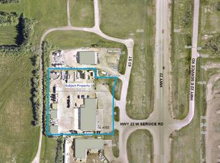 Photo 7: 4102 62 Street: Drayton Valley Industrial for sale : MLS®# E4216105