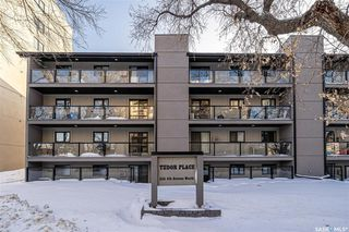 Photo 1: 405 536 4th Avenue North in Saskatoon: City Park Residential for sale : MLS®# SK834063