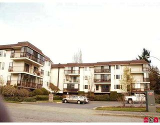"""Photo 1: 111 2414 CHURCH Street in Abbotsford: Abbotsford West Condo for sale in """"Autumn Terrace"""" : MLS®# F2707691"""