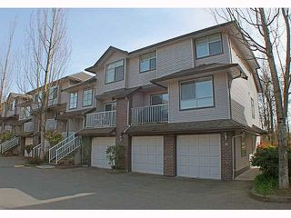 "Photo 1: # 55 2450 LOBB AV in Port Coquitlam: Mary Hill Condo for sale in ""SOUTHSIDE ESTATES"" : MLS®# V816406"
