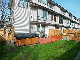 "Photo 10: # 55 2450 LOBB AV in Port Coquitlam: Mary Hill Condo for sale in ""SOUTHSIDE ESTATES"" : MLS®# V816406"