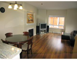 """Photo 4: 12 9308 KEEFER Avenue in Richmond: McLennan North Townhouse for sale in """"VANDA"""" : MLS®# V677111"""