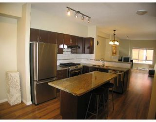 """Photo 3: 12 9308 KEEFER Avenue in Richmond: McLennan North Townhouse for sale in """"VANDA"""" : MLS®# V677111"""