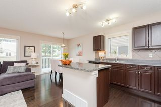 Photo 3: 29 1730 LEGER Gate in Edmonton: Zone 14 House Half Duplex for sale : MLS®# E4171738
