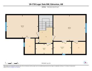 Photo 27: 29 1730 LEGER Gate in Edmonton: Zone 14 House Half Duplex for sale : MLS®# E4171738