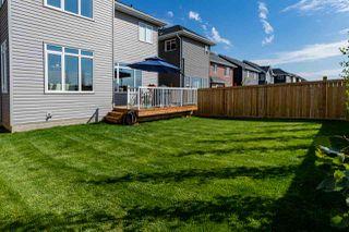 Photo 27: 16711 18 Avenue in Edmonton: Zone 56 House for sale : MLS®# E4172613