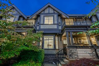 "Photo 1: 782 ST. GEORGES Avenue in North Vancouver: Central Lonsdale Townhouse for sale in ""St. Georges Row"" : MLS®# R2409256"