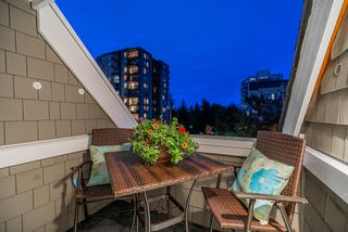 "Photo 16: 782 ST. GEORGES Avenue in North Vancouver: Central Lonsdale Townhouse for sale in ""St. Georges Row"" : MLS®# R2409256"