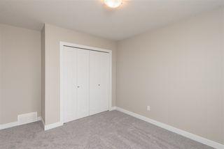 Photo 27: 20645 94A Avenue in Edmonton: Zone 58 House Half Duplex for sale : MLS®# E4177498