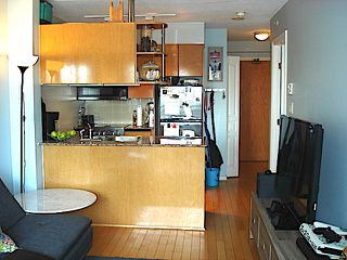 "Photo 5: 1105 1189 HOWE Street in Vancouver: Downtown VW Condo for sale in ""Genisis"" (Vancouver West)  : MLS®# R2416331"