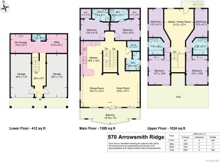 Photo 9: 570 Arrowsmith Ridge in COURTENAY: CV Mt Washington House for sale (Comox Valley)  : MLS®# 833885