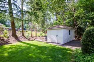 """Photo 32: 2743 COUNTRY WOODS Drive in Surrey: Grandview Surrey House for sale in """"Country Woods"""" (South Surrey White Rock)  : MLS®# R2459680"""