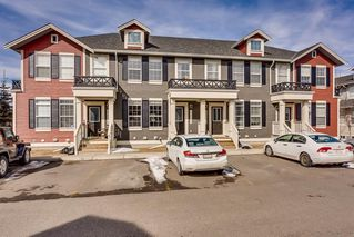Photo 2: 1603 1001 8 Street NW: Airdrie Row/Townhouse for sale : MLS®# A1014207