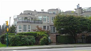 Photo 1: 205 2110 CORNWALL Avenue in Vancouver: Kitsilano Condo for sale (Vancouver West)  : MLS®# R2498239