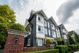Photo 1: 1 8438 207A STREET in Langley: Willoughby Heights Townhouse for sale : MLS®# R2485839