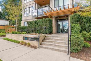 """Photo 2: 112 10455 154 Street in Surrey: Guildford Condo for sale in """"G3 RESIDENCES"""" (North Surrey)  : MLS®# R2520237"""