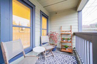 "Photo 31: 205 3900 MONCTON Street in Richmond: Steveston Village Condo for sale in ""The Mukai"" : MLS®# R2525891"