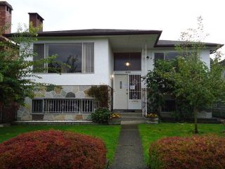 Main Photo: 6162 TYNE ST in Vancouver: Killarney VE House for sale (Vancouver East)  : MLS®# V918758